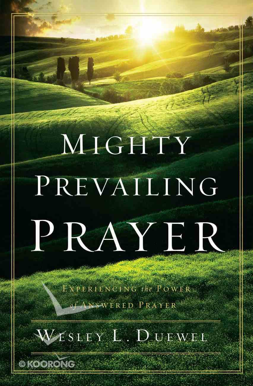 Mighty Prevailing Prayer eBook