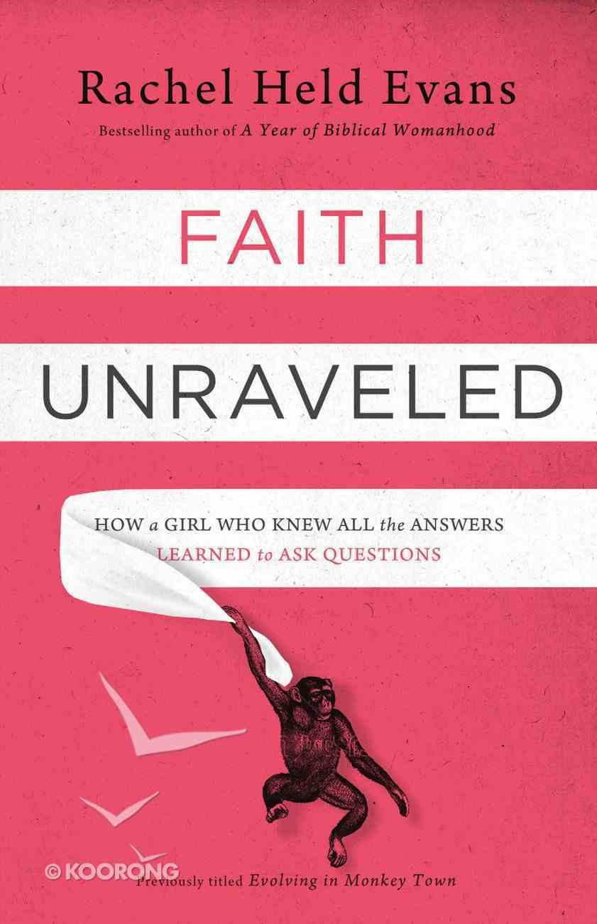 Faith Unraveled eBook