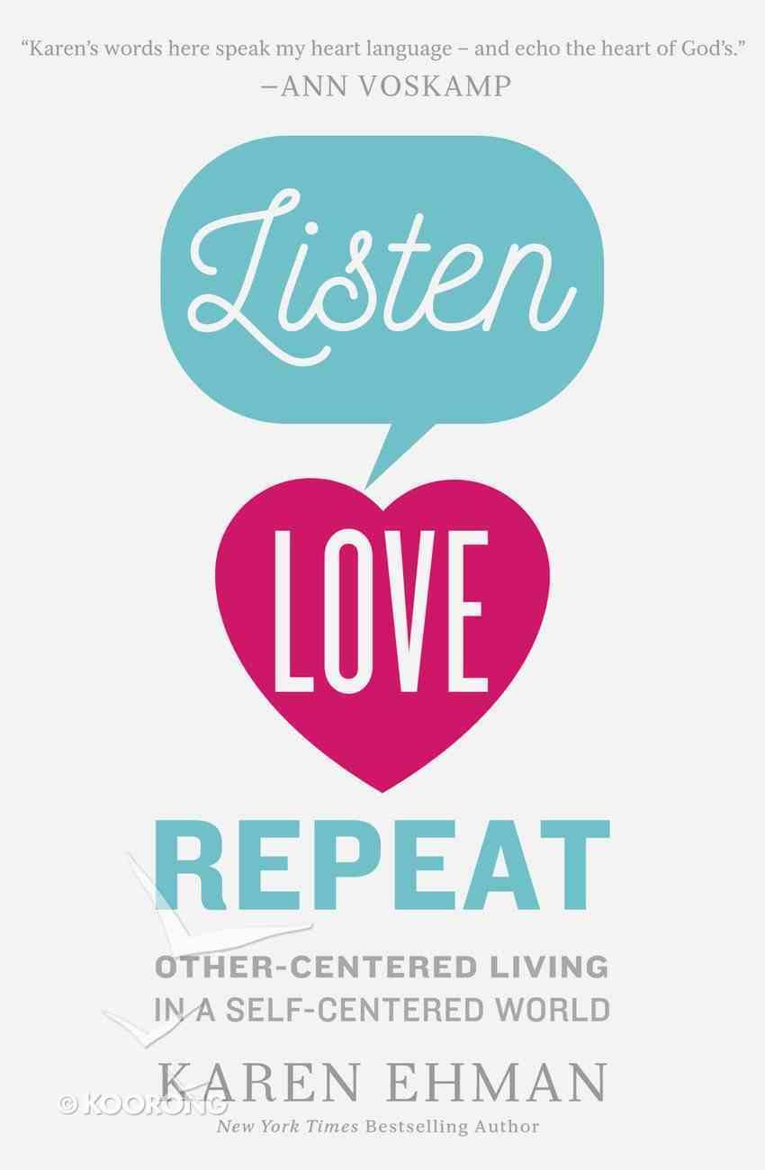 Listen, Love, Repeat eBook