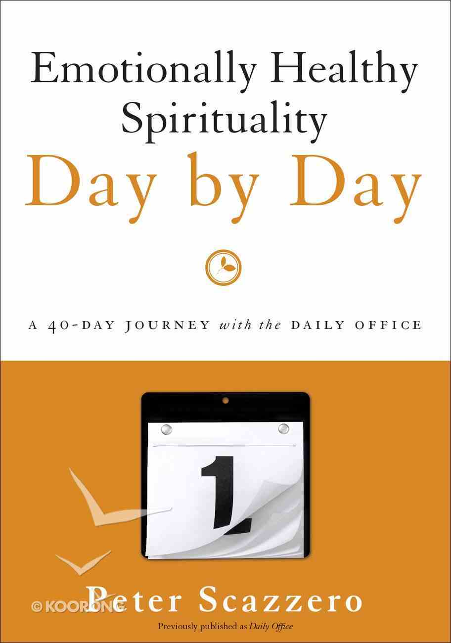 Emotionally Healthy Spirituality Day By Day eBook