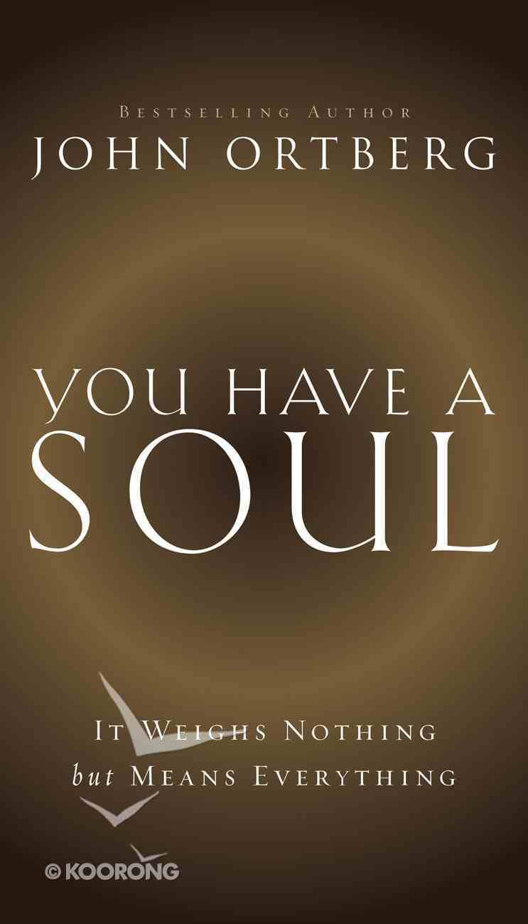 You Have a Soul eBook