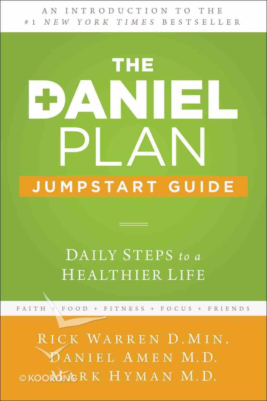 The Daniel Plan Jumpstart Guide eBook