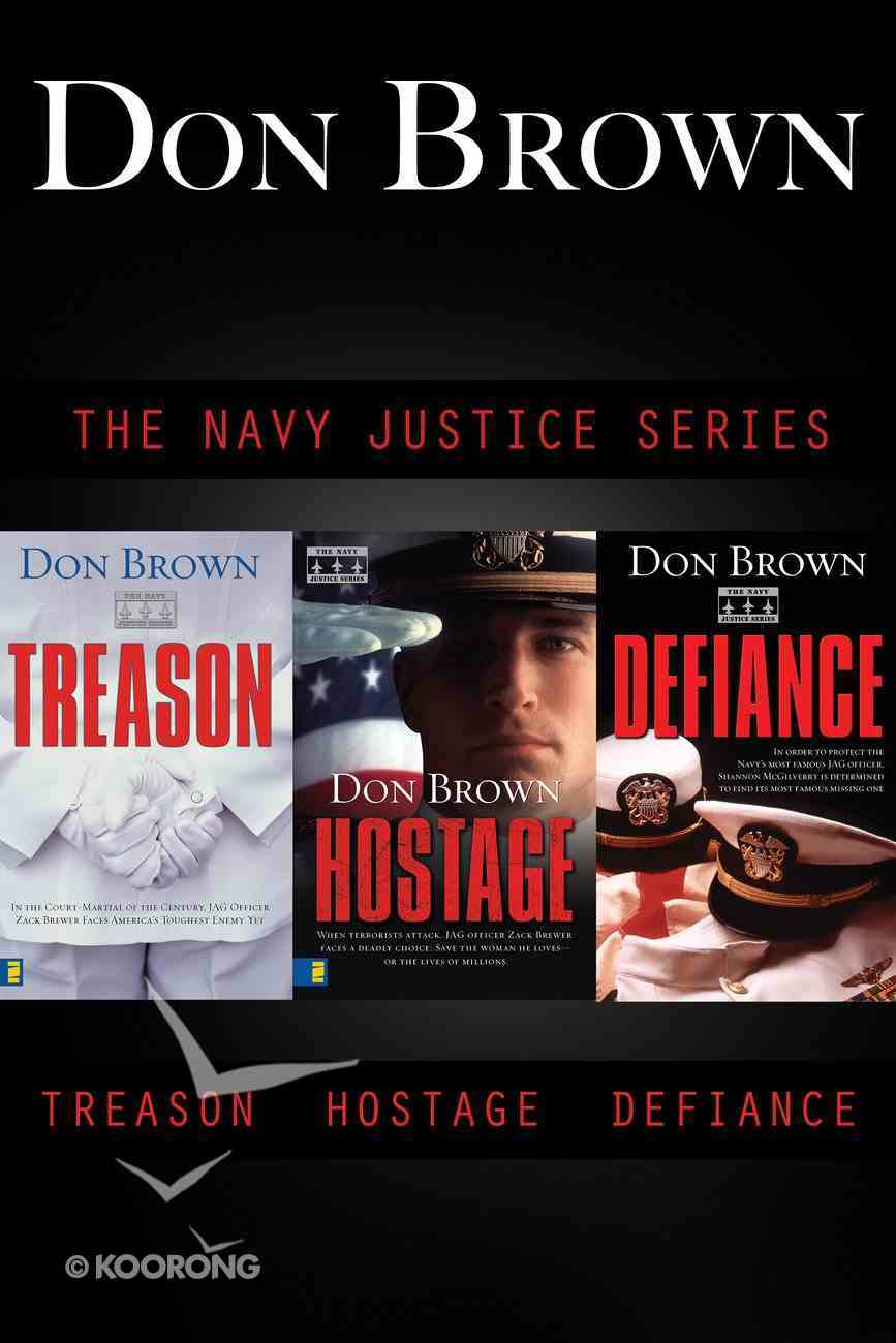 The Navy Justice Collection (Navy Justice Fiction Series) eBook