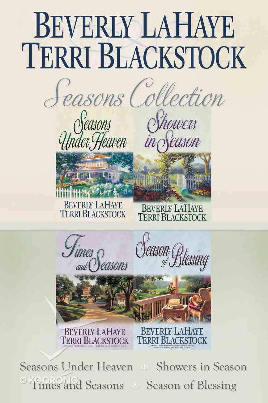 The Seasons Collection (#01 in Cedar Circle Seasons Series) eBook