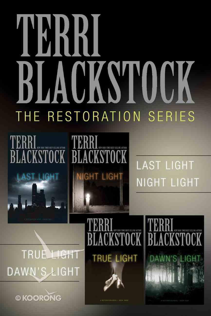 The Restoration Collection (#01 in Restoration Series) eBook