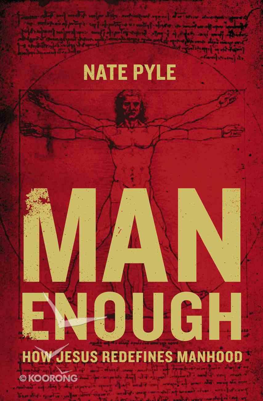 Man Enough eBook
