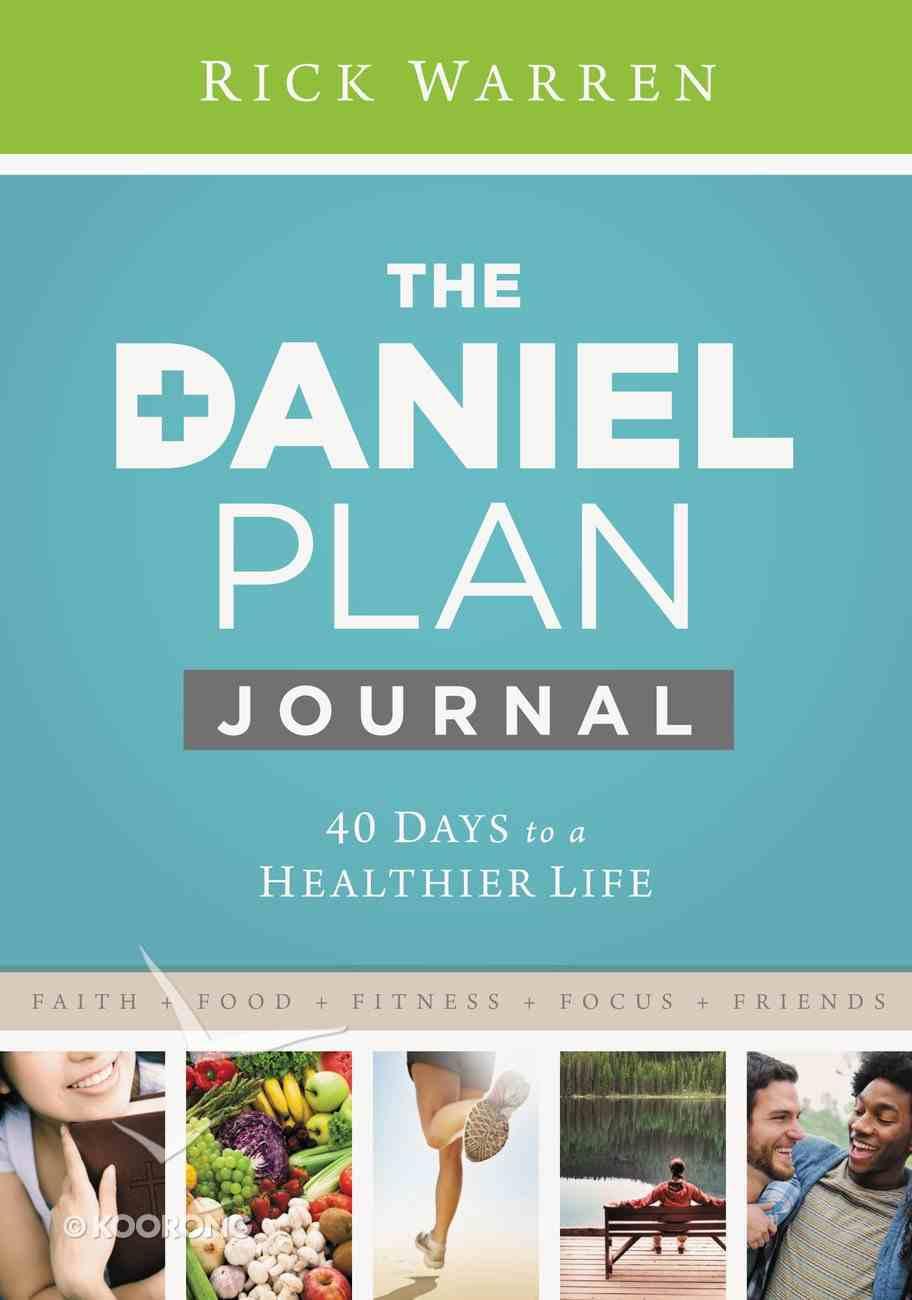 Daniel Plan Journal eBook