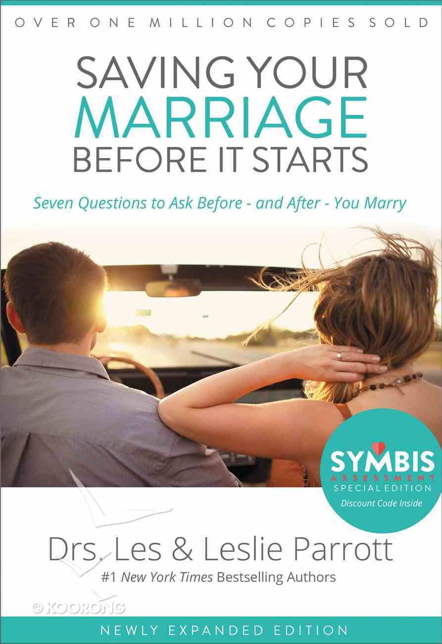 Saving Your Marriage Before It Starts eBook