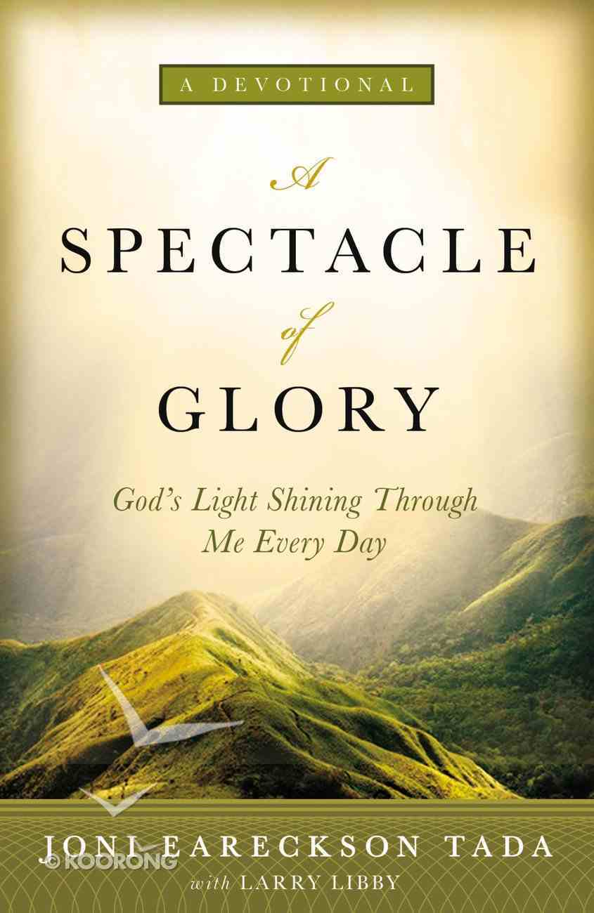 A Spectacle of Glory eBook