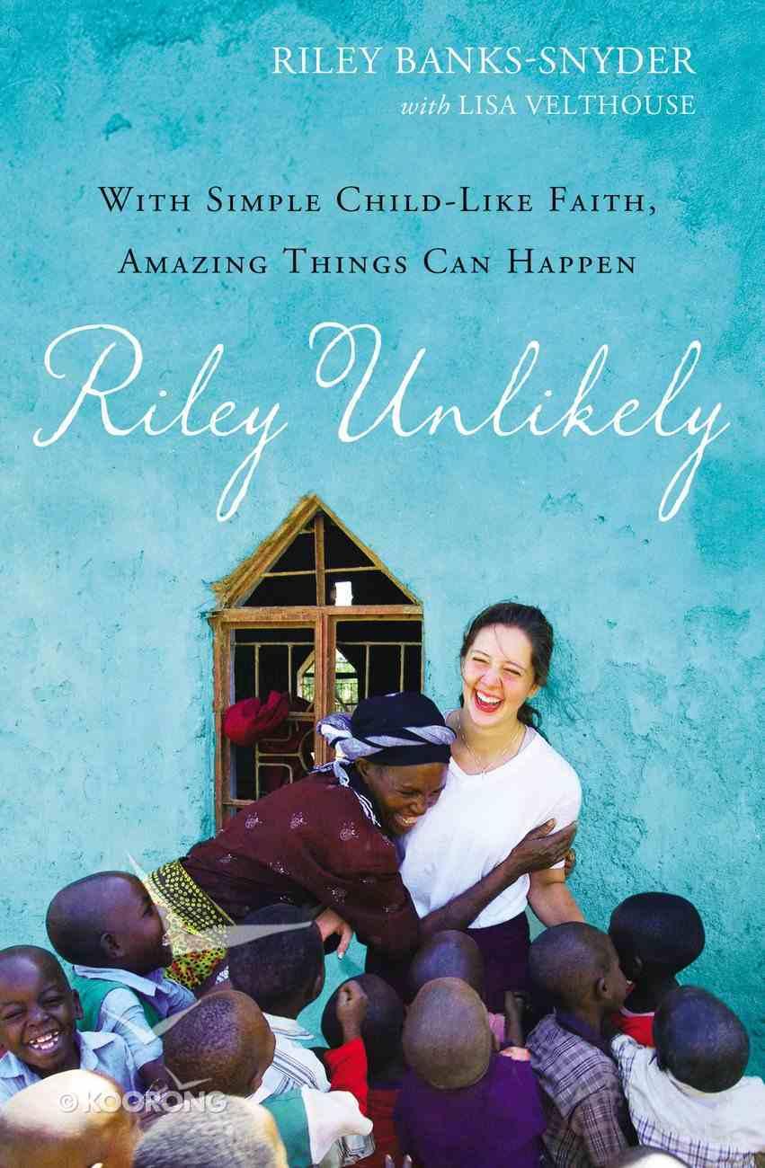Riley Unlikely eBook