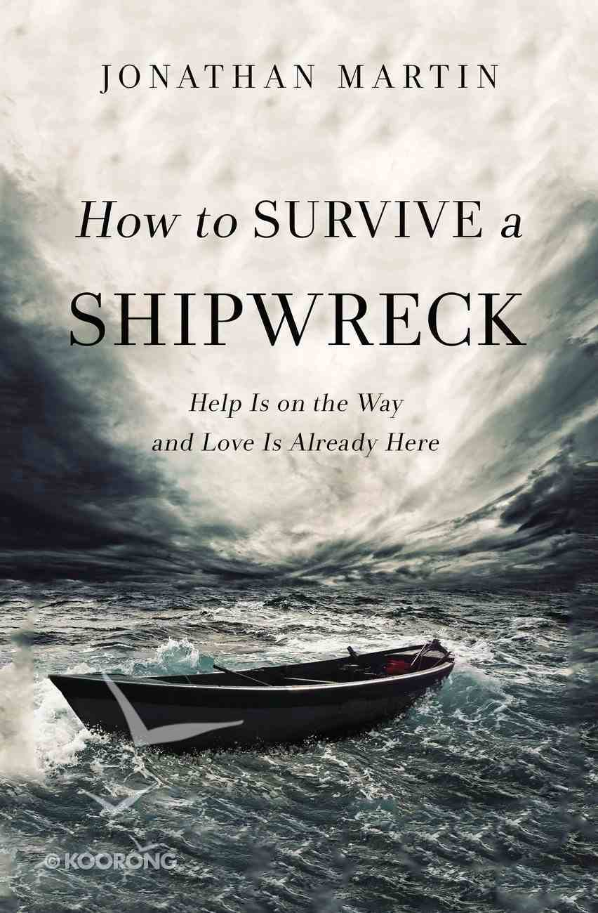 How to Survive a Shipwreck eBook