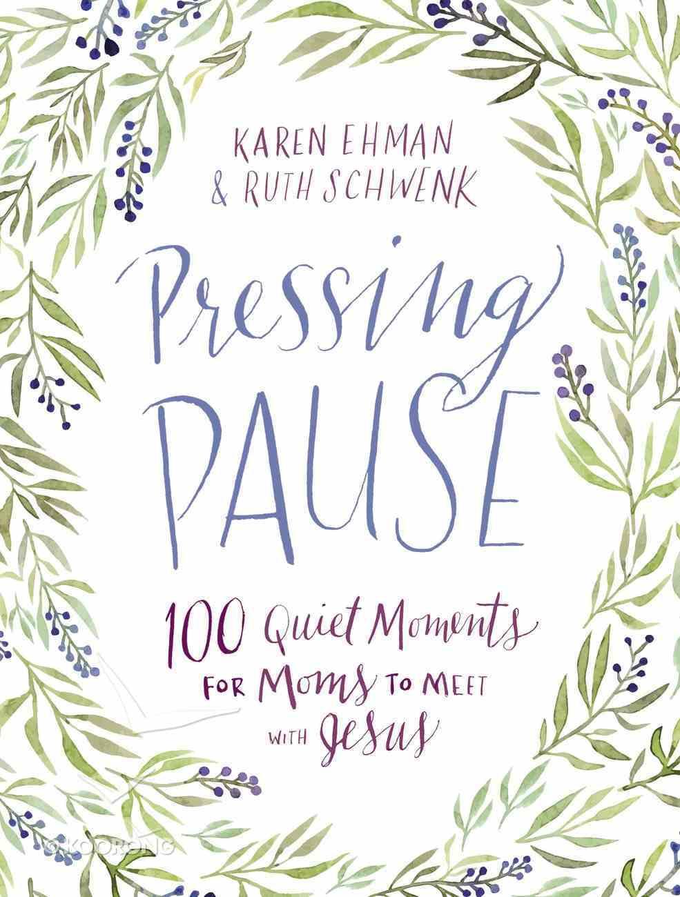Pressing Pause eBook