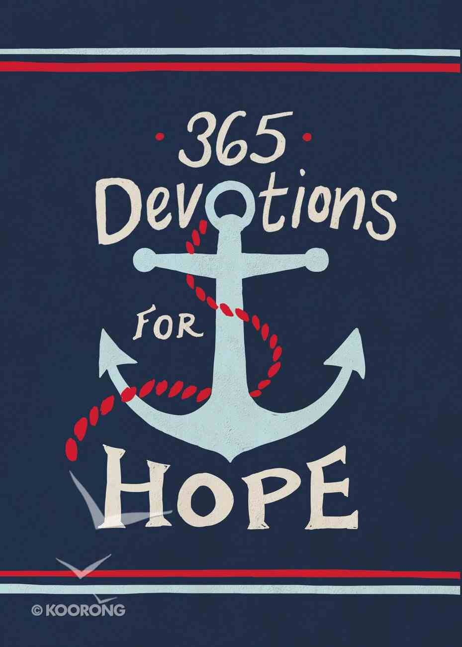 365 Devotions For Hope eBook