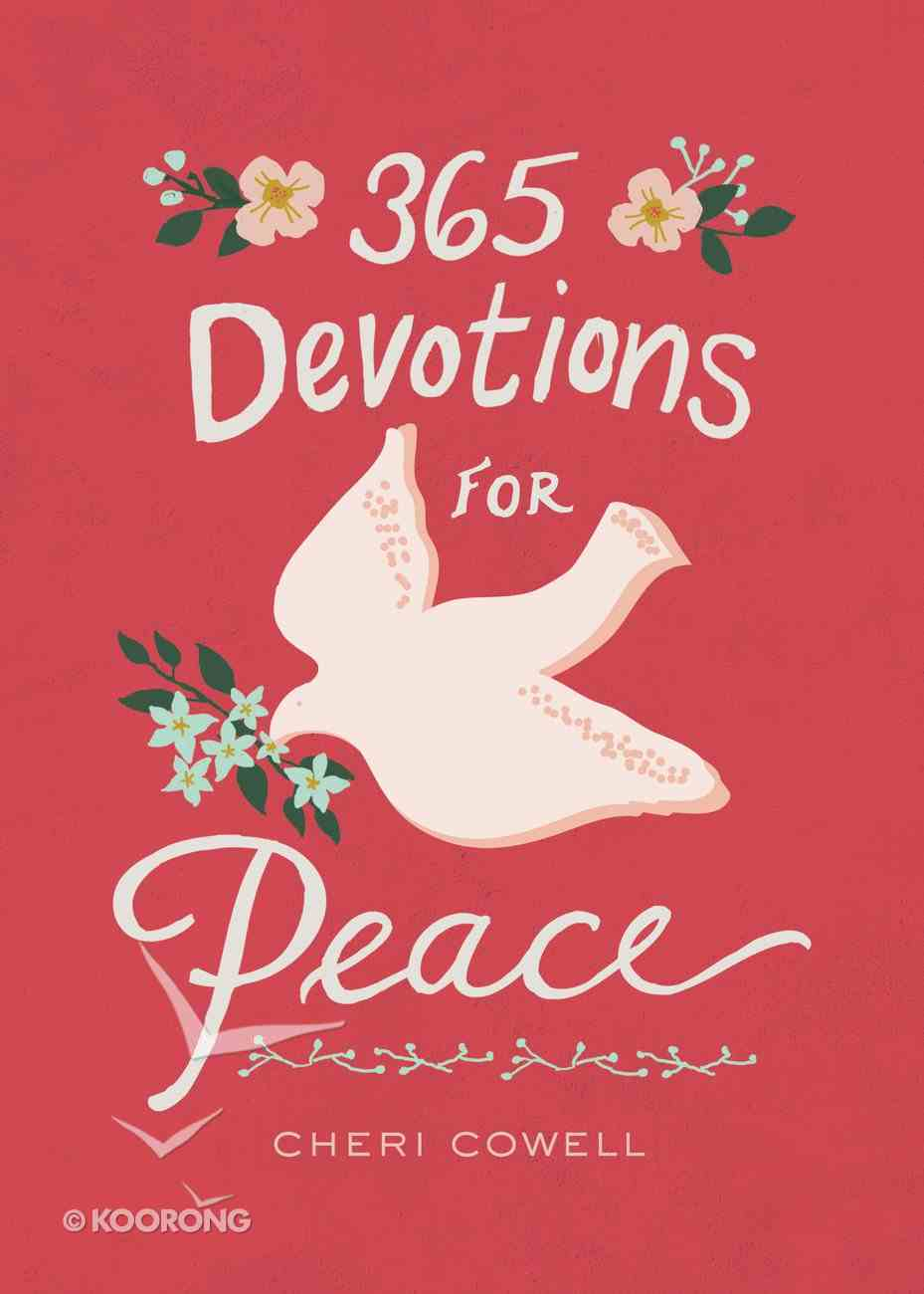 365 Devotions For Peace eBook