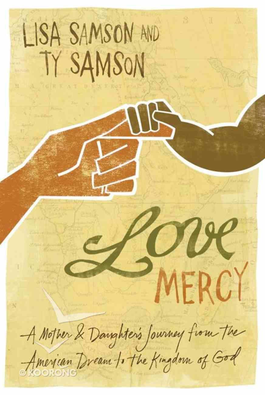 Love Mercy eBook