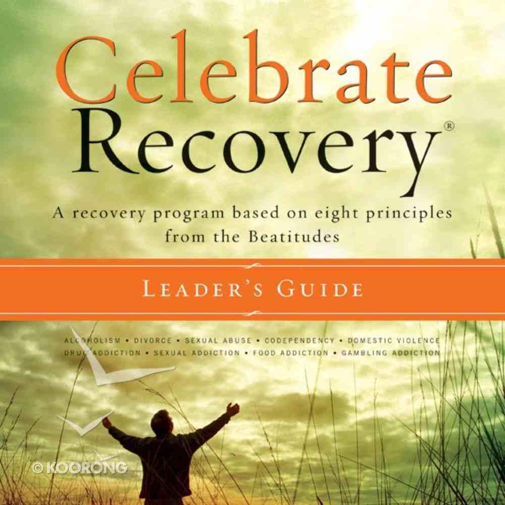 Celebrate Recovery eAudio Book