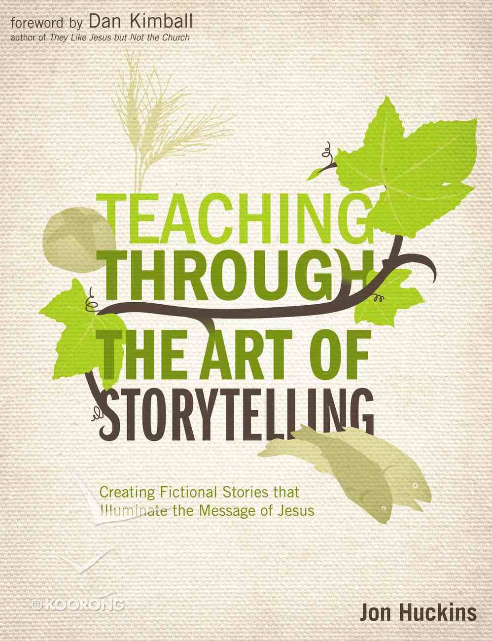 Teaching Throught the Art of Storytelling eBook
