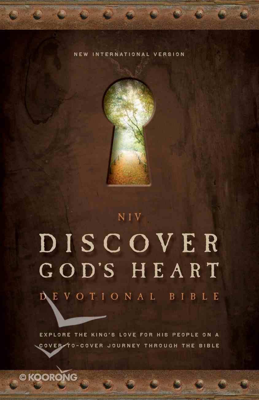 NIV Discover God's Heart Devotional Bible eBook