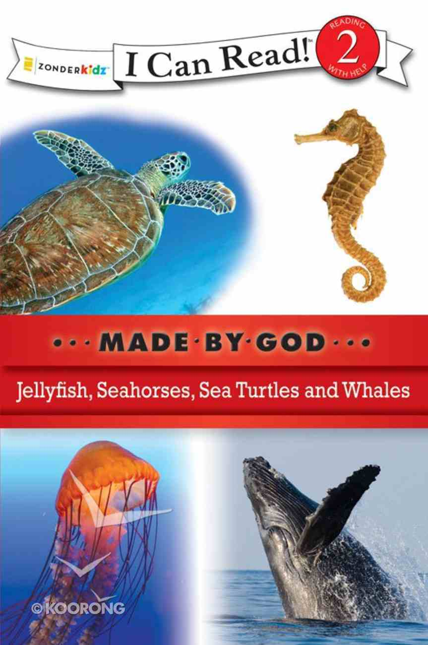 Sea Creatures (I Can Read!2/made By God Series) eBook