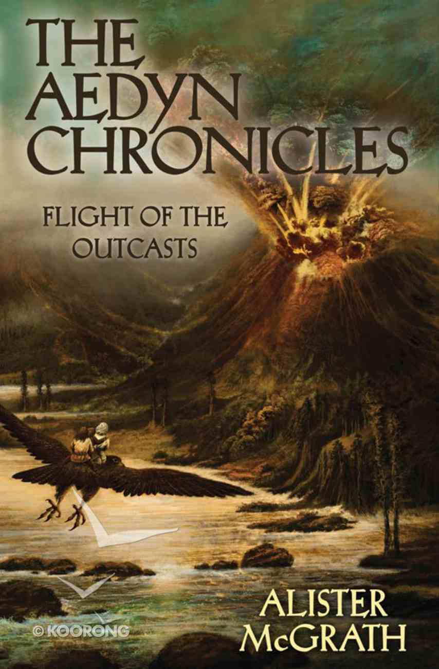 Flight of the Outcasts (#02 in Aedyn Chronicles Series) eBook