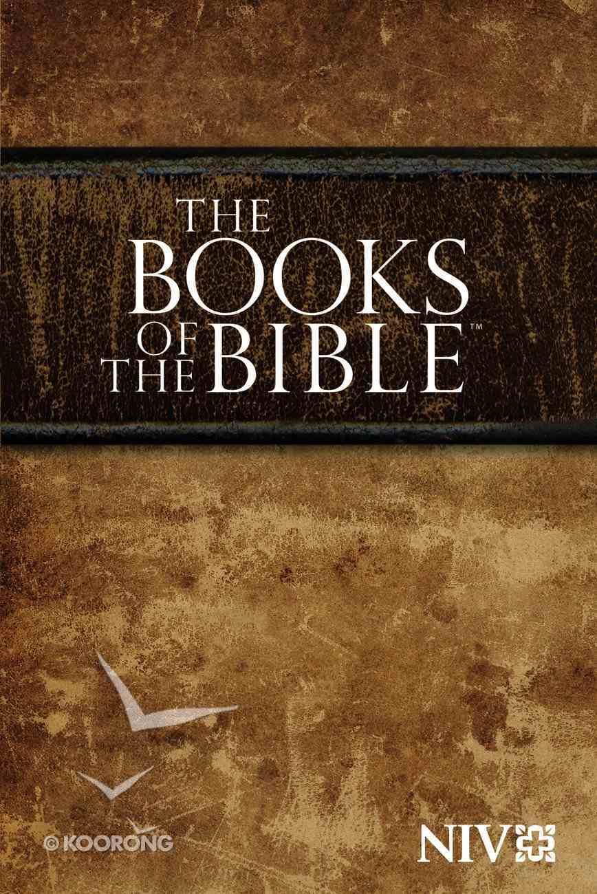 NIV Books of the Bible eBook