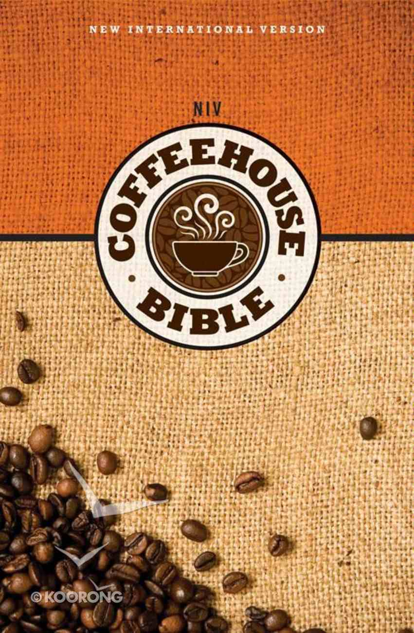 NIV Coffee House Bible Espresso/Caramel (101 Questions About The Bible Kingstone Comics Series) eBook