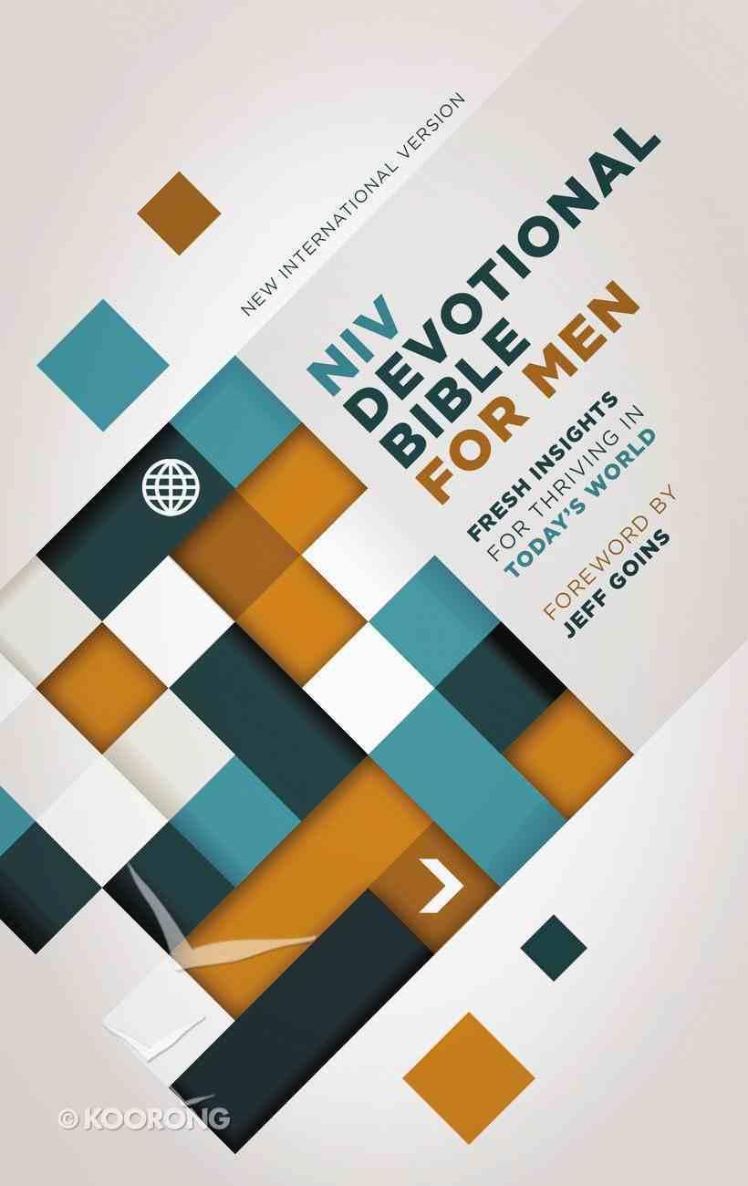 NIV Bible For Men eBook