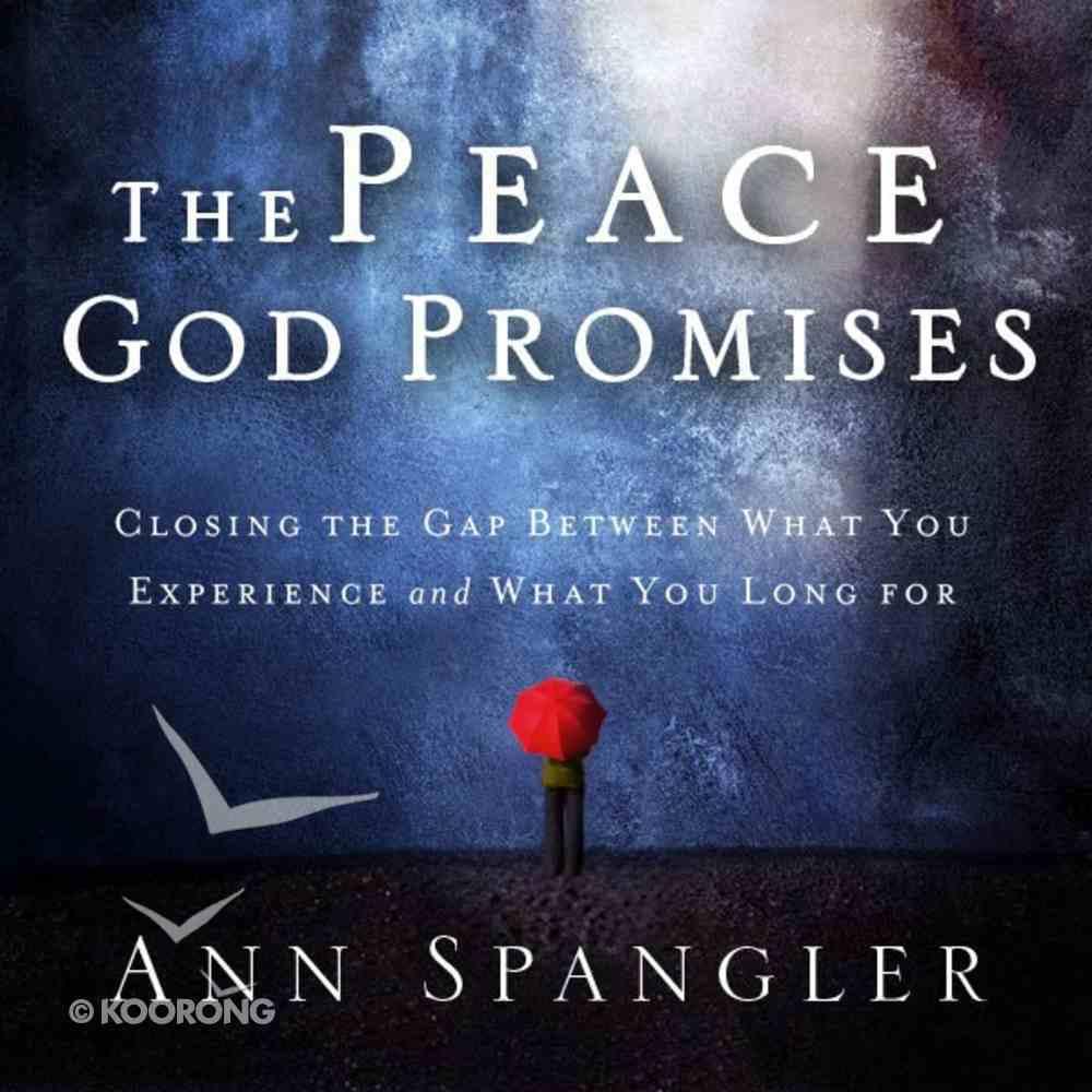 The Peace God Promises eAudio Book