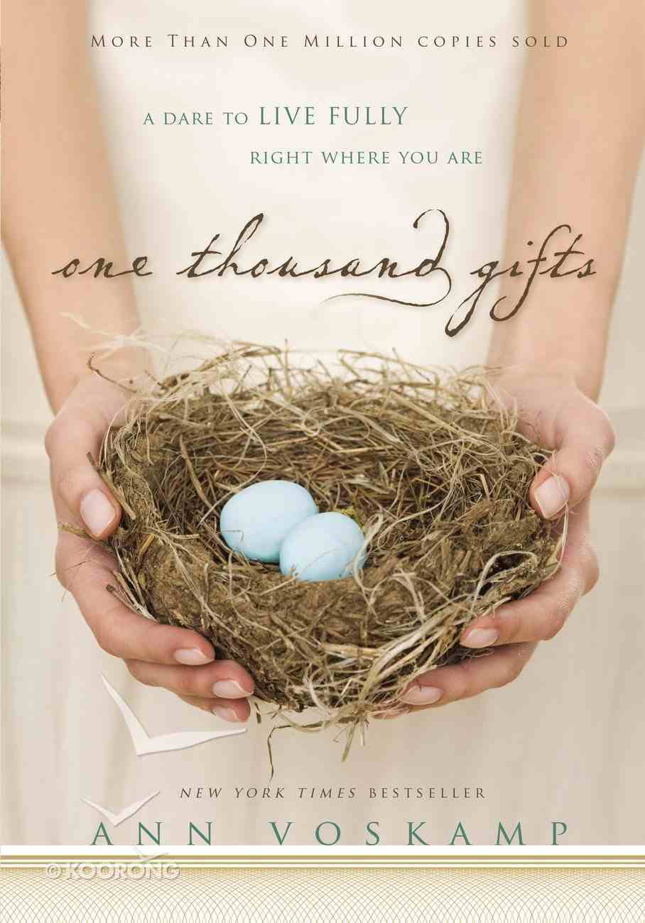 One Thousand Gifts eBook