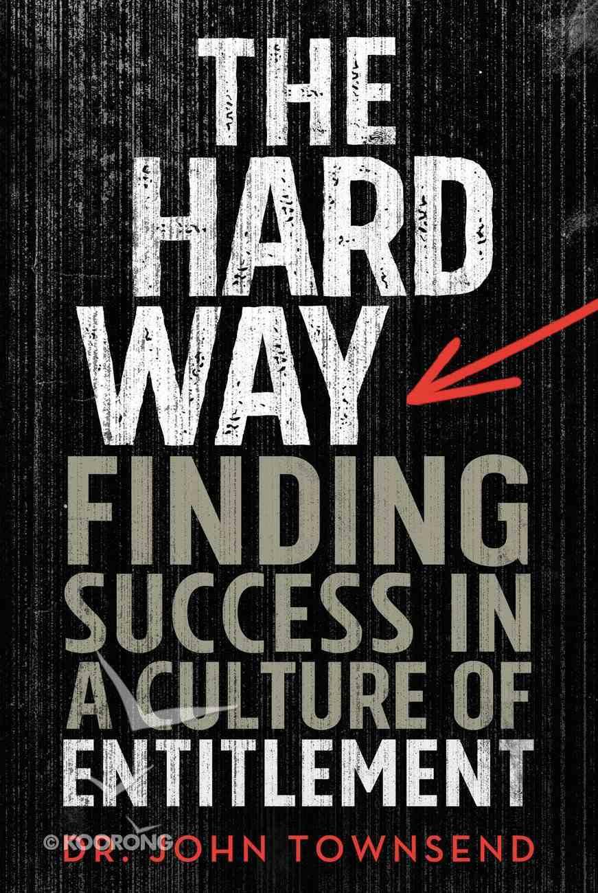 The Hard Way eBook
