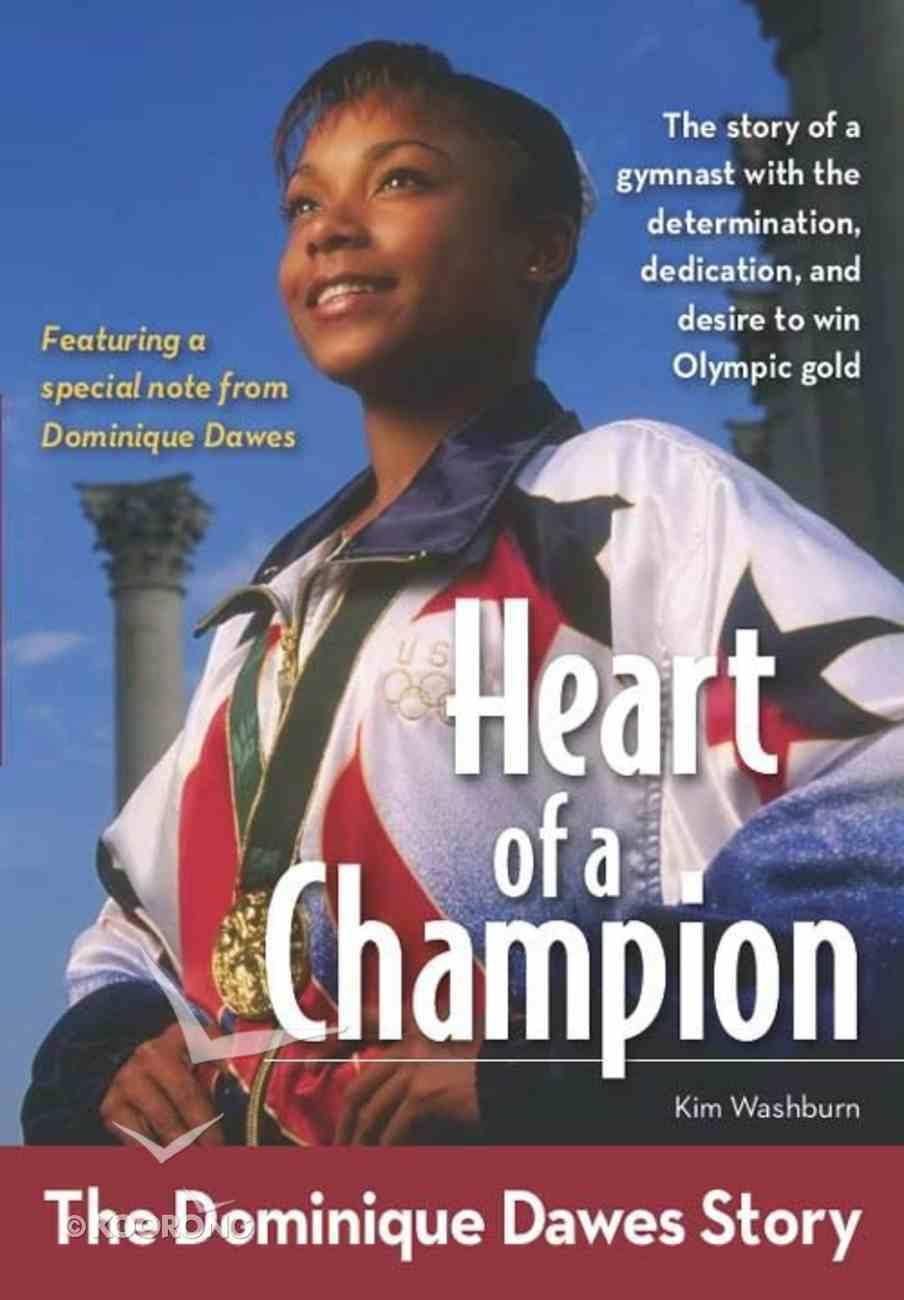 Heart of a Champion (Zonderkidz Biography Series (Zondervan)) eBook