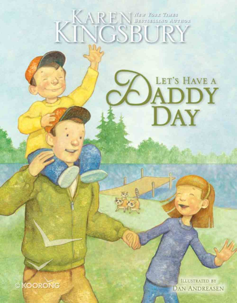 Let's Have a Daddy Day eBook