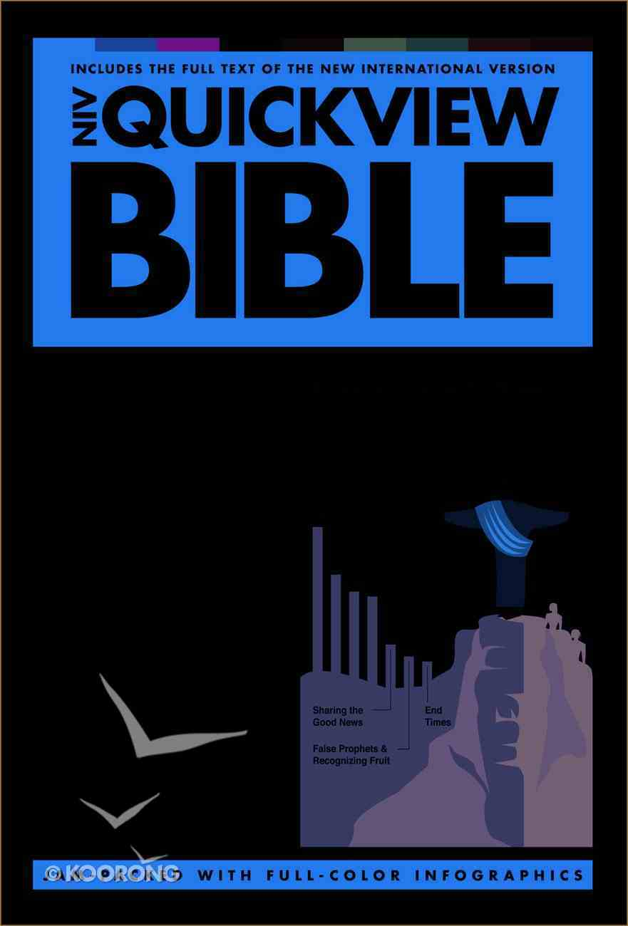 NIV Quickview Bible eBook