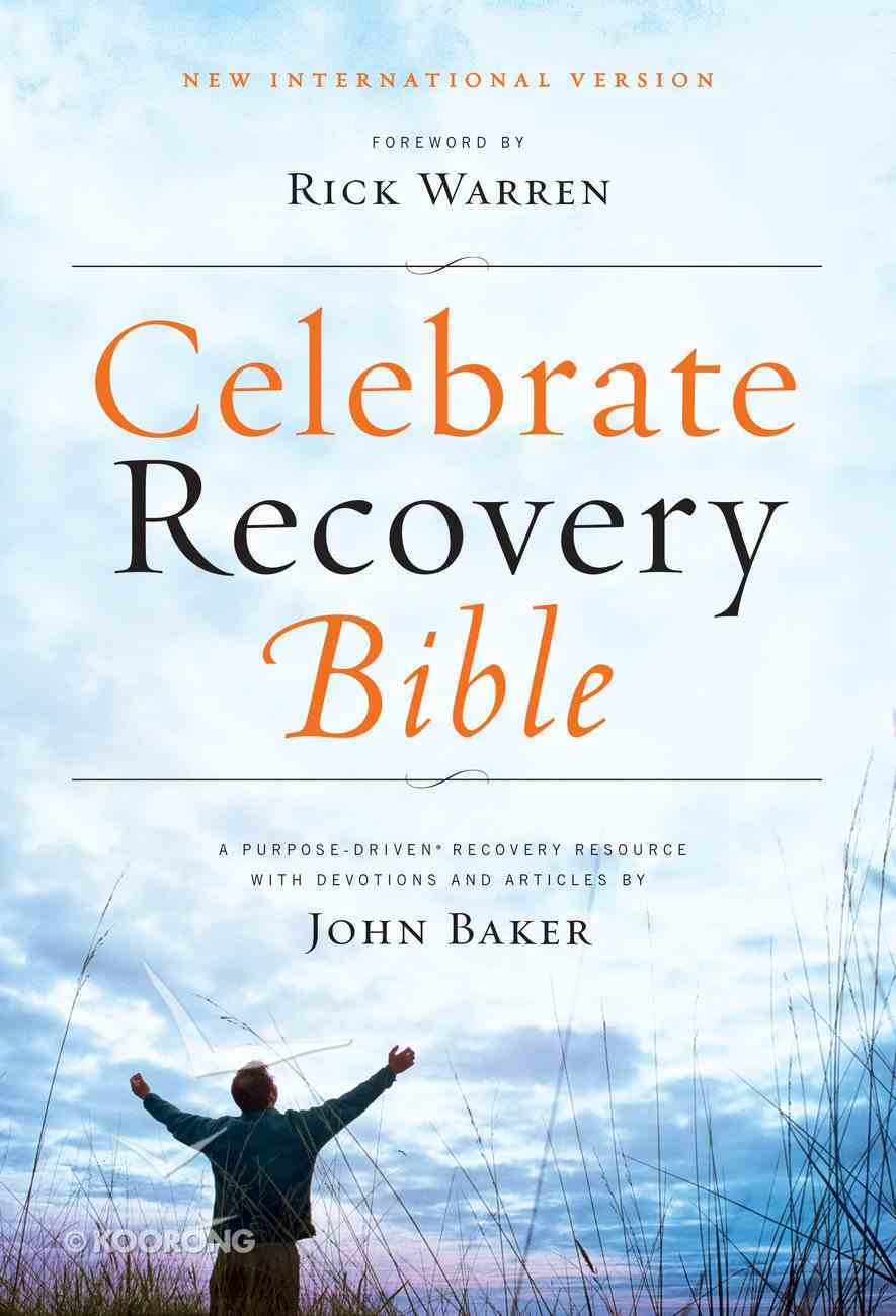 NIV Celebrate Recovery Bible eBook