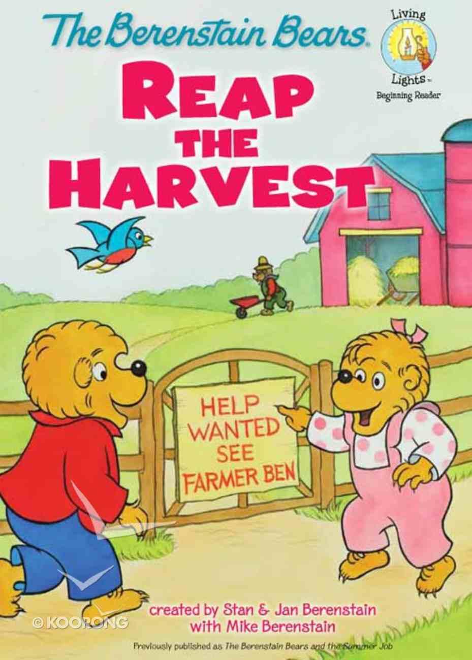 Bears Reap the Harvest (The Berenstain Bears Series) eBook