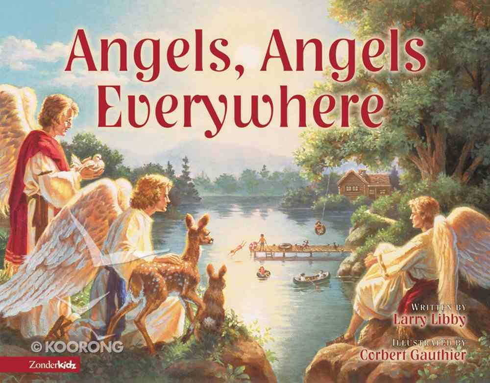 Angels, Angels Everywhere eBook