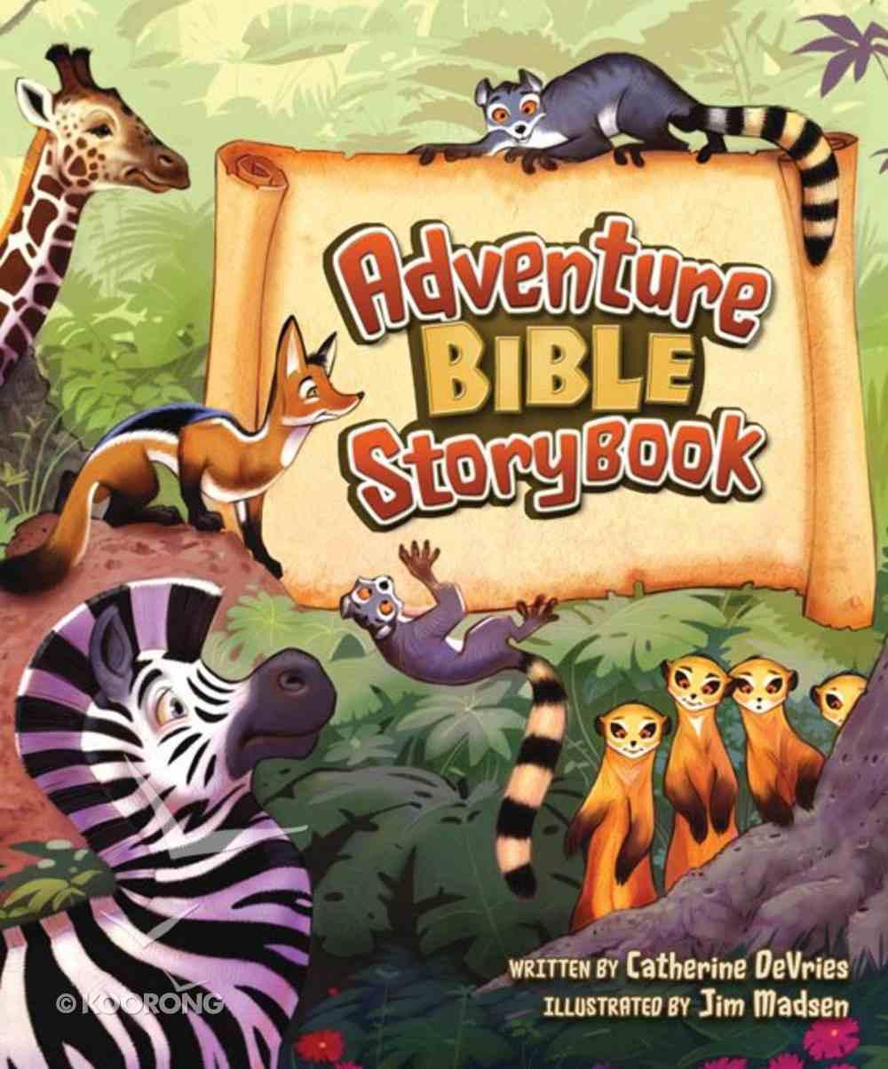 Adventure Bible Storybook eBook