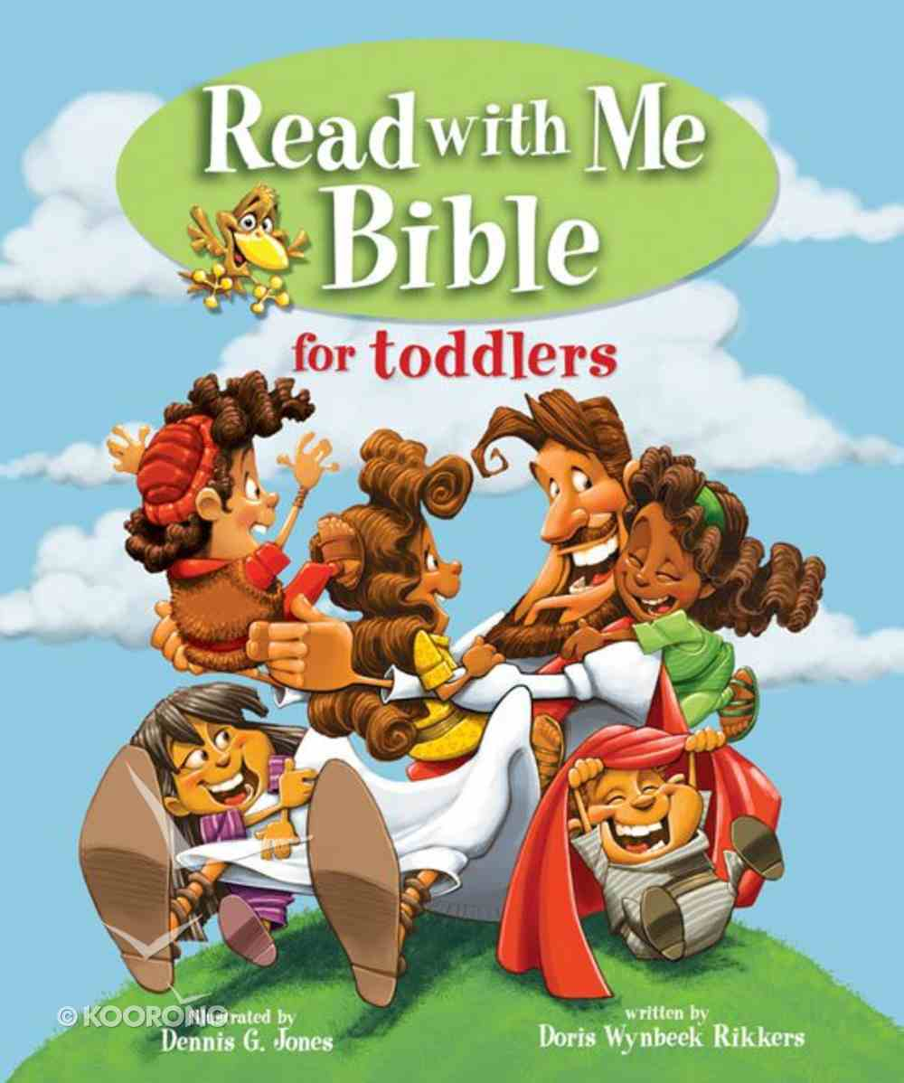 Read With Me Bible For Toddlers eBook