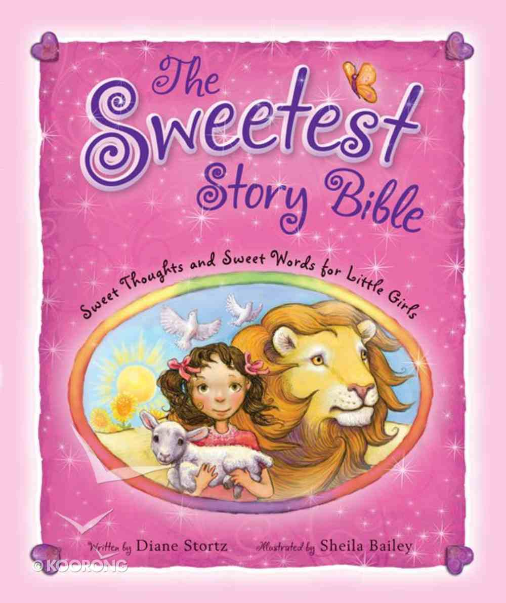 The Sweetest Story Bible eBook