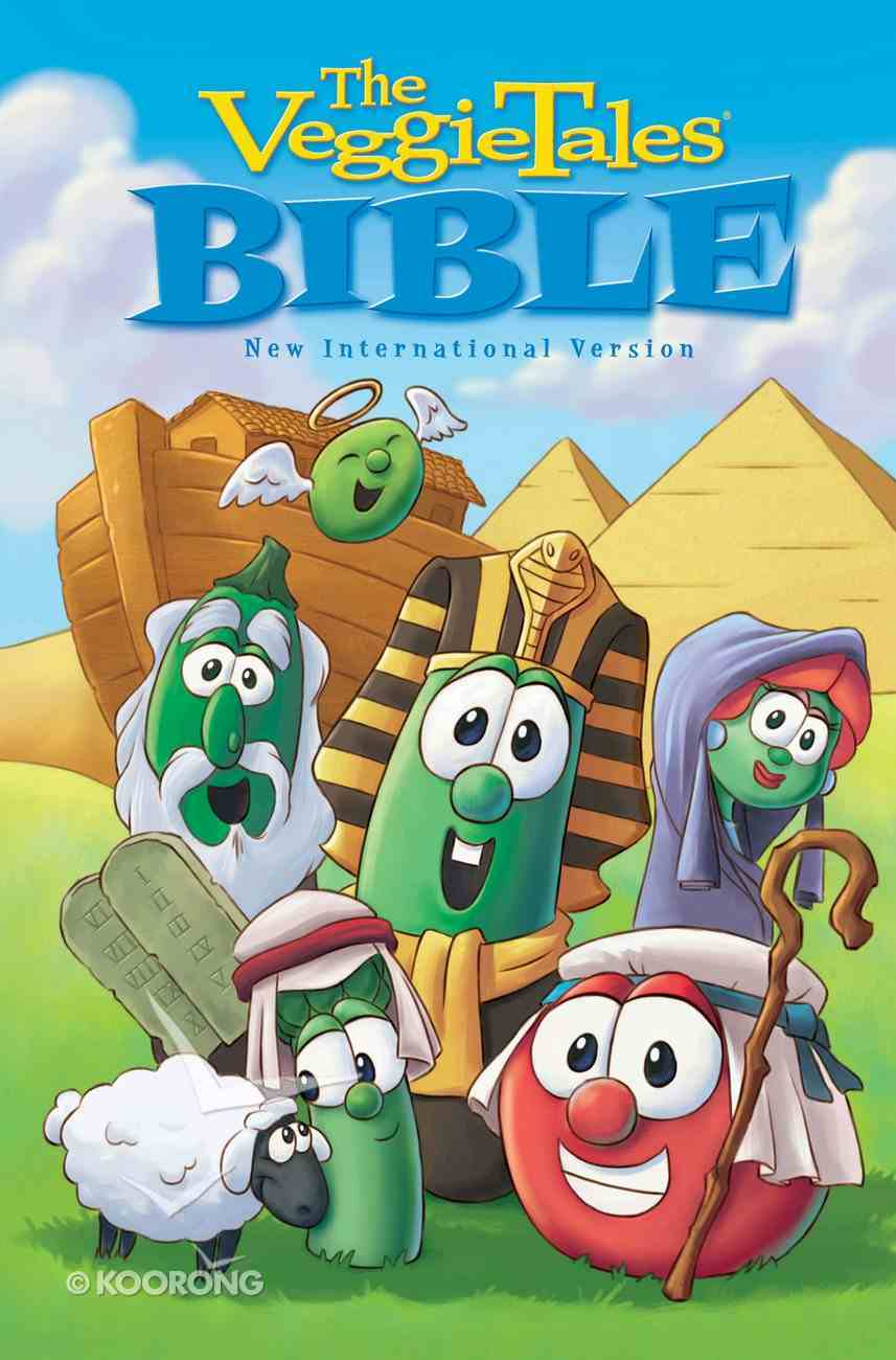 NIV Veggie Tales Bible eBook