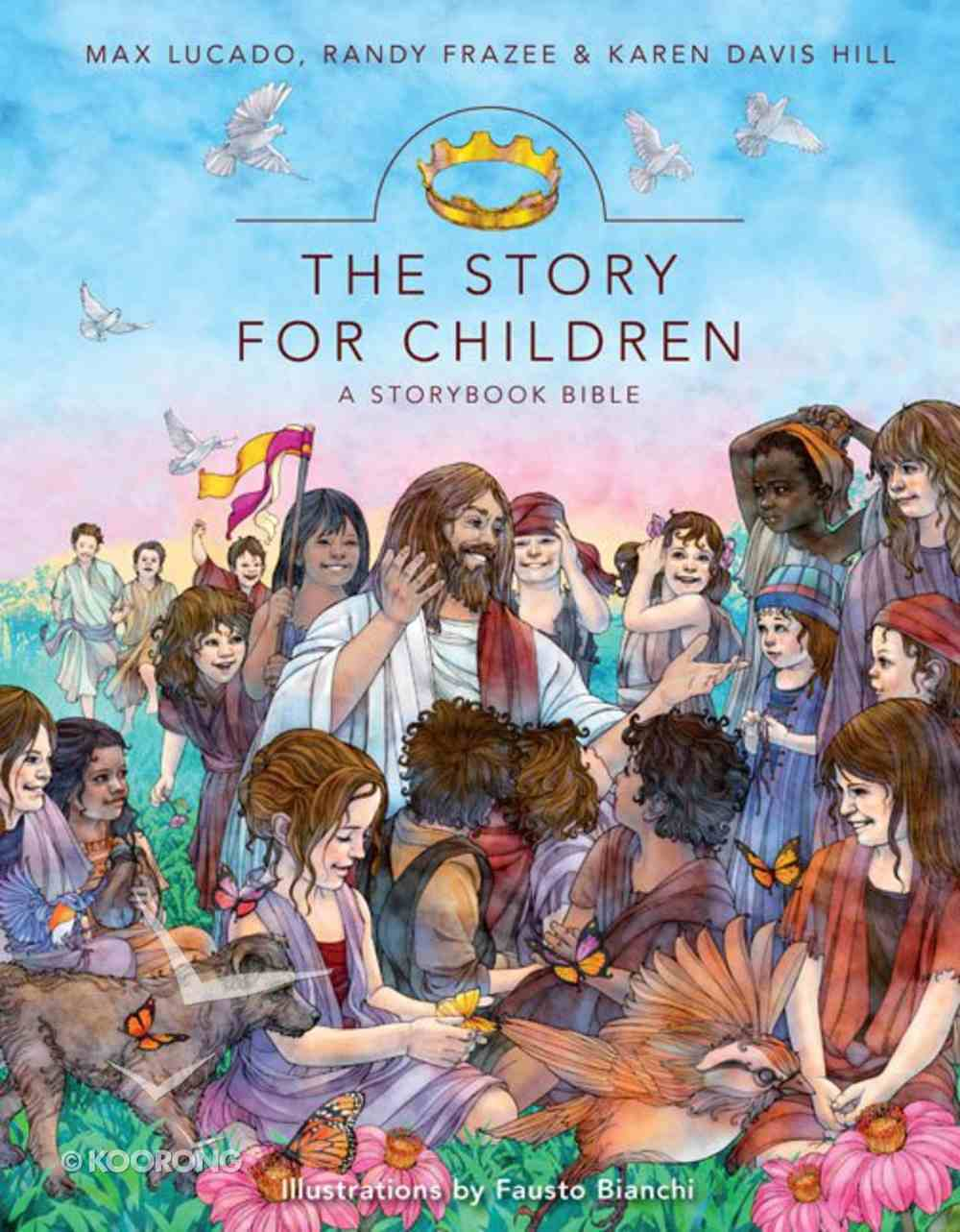The Story For Children (A Story Book Bible) (The Story Series) eAudio Book