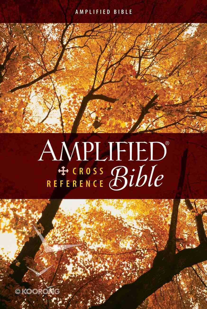 Amplified Cross-Reference Bible eBook