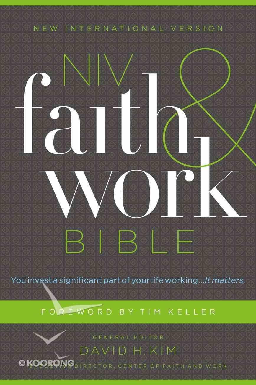 NIV, Faith and Work Bible, Ebook eBook