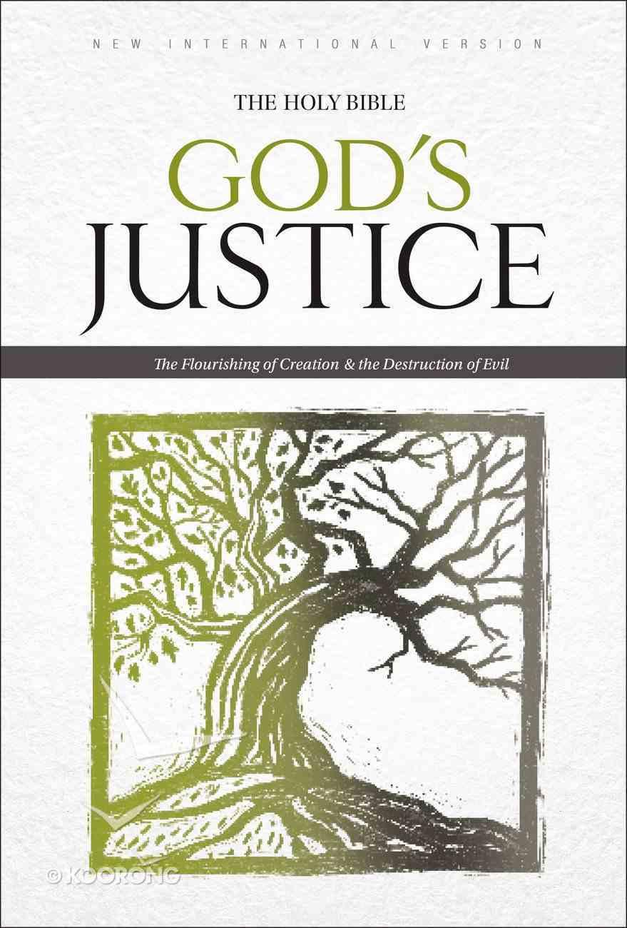 NIV God's Justice Holy Bible eBook