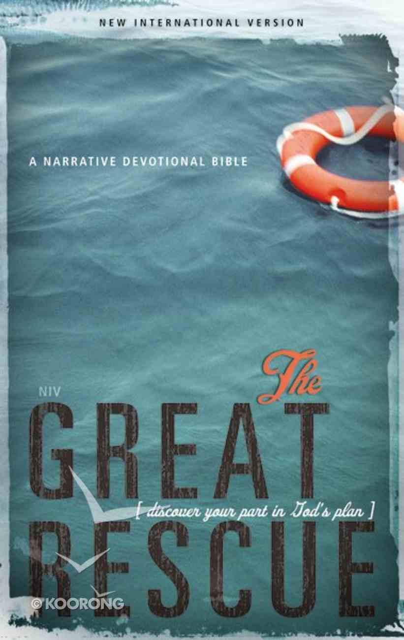 NIV the Great Rescue eBook