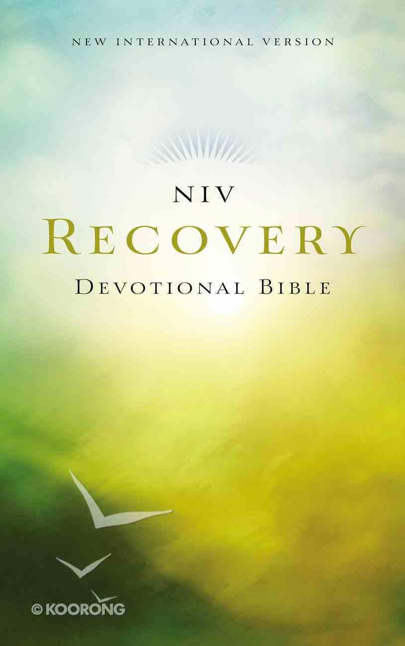 NIV Recovery Devotional Bible eBook