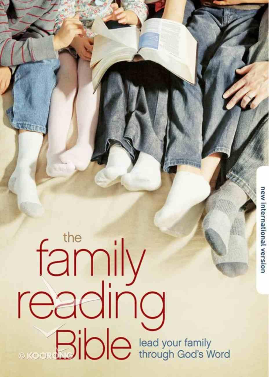 The NIV Famiy Reading Bible eBook