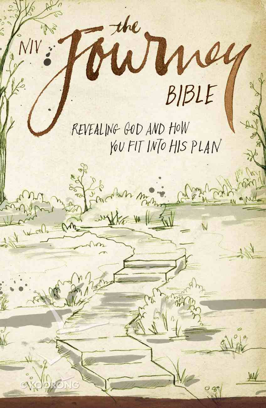 NIV the Journey Bible eBook