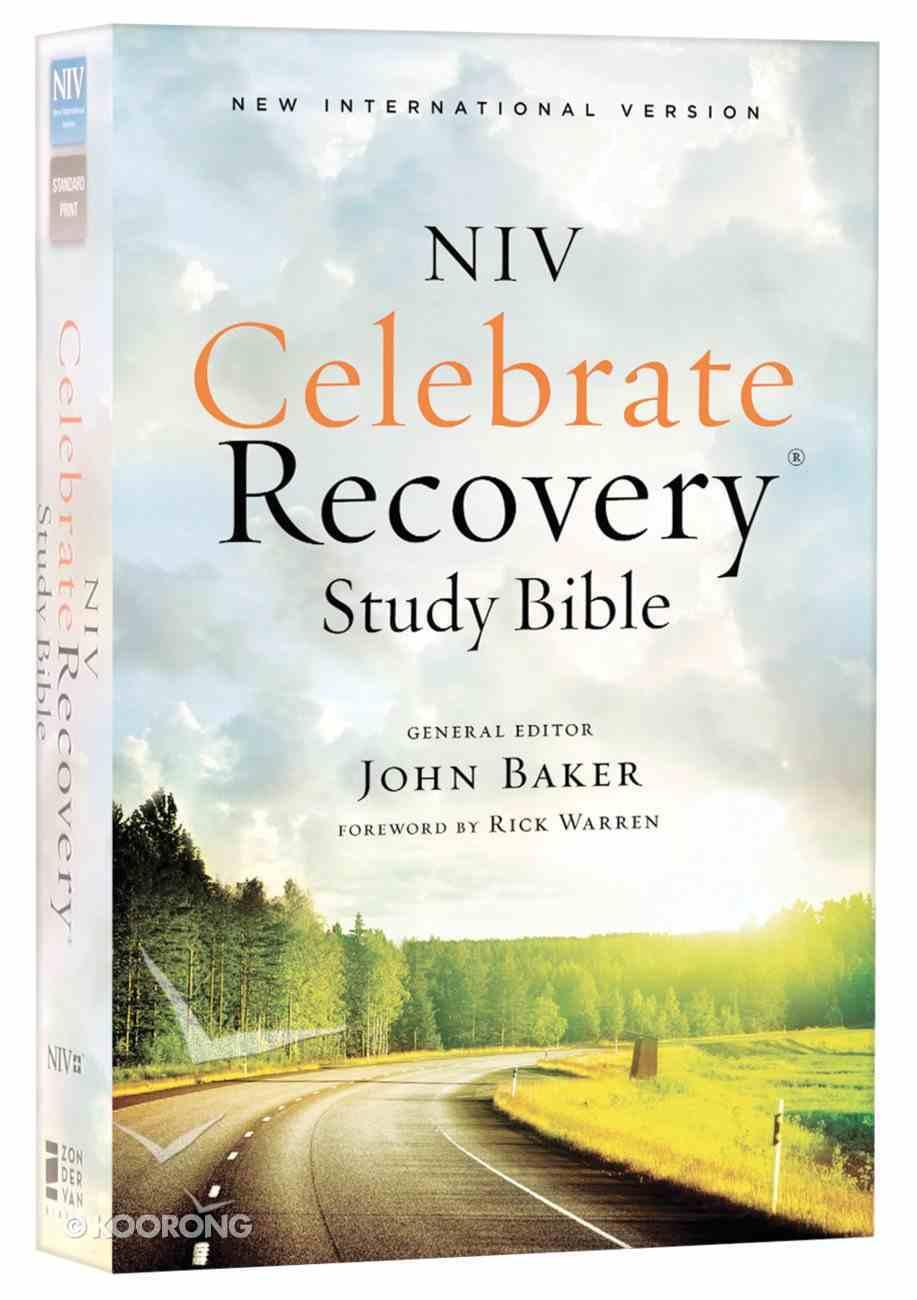 NIV, Celebrate Recovery Study Bible, Ebook eBook