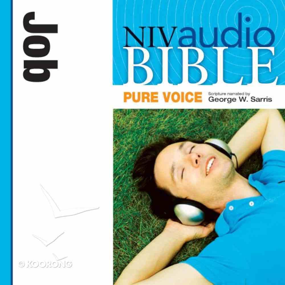 NIV, Audio Bible, Pure Voice: Job, Audio eAudio Book